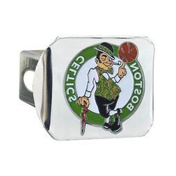 Boston Celtics Trailer Hitch Chrome Hitch Cover