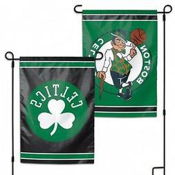 Boston Celtics WC Garden Flag Premium 2-Sided Outdoor House