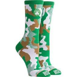 Boston Celtics Stance Women's Camo Crew Socks