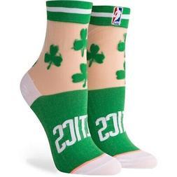Boston Celtics Stance Women's Monofilament Anklet Socks