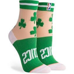 Stance Boston Celtics Women's Monofilament Anklet Socks