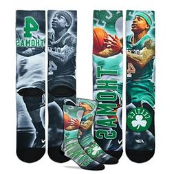 Boston Celtics Youth Size NBA Drive Crew Kids Socks  1 Pair