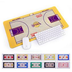Creative mouse pad super large NBA basketball souvenir table