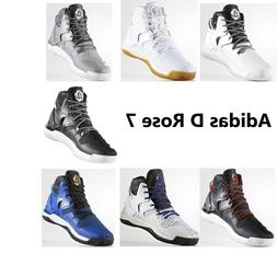 Adidas D Rose 7 Boost D Rose VII  Mens Basketball Shoes NEW
