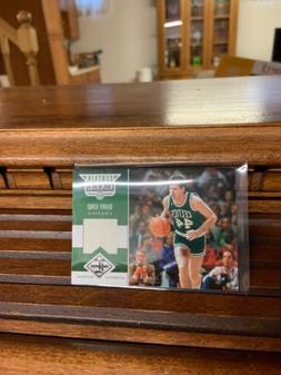 Danny Ainge 2012-13 Limited Curtain Call Materials Prime Car