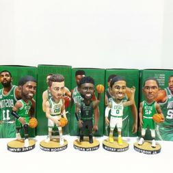 HORFORD TATUM BROWN HAYWARD IRVING Boston Celtics SGA Bobble