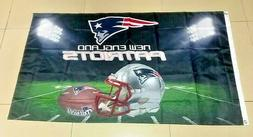 'HOT' New England Patriots Super Bowl Champions 3'X5' Sports