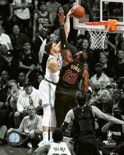 Jayson Tatum POSTERIZES LEBRON Boston Celtics 2018 Game 7 Pr
