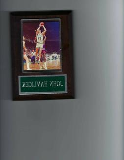 JOHN HAVLICEK PLAQUE BOSTON CELTICS BASKETBALL NBA