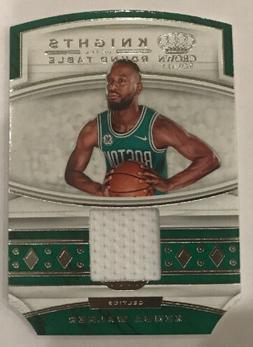 Kemba Walker 2019-20 Crown Royale Knights of the Round Table