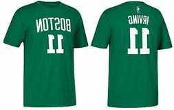 Kyrie Irving Boston Celtics #11 NBA Green Boys T-Shirt - You