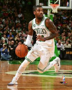 Kyrie Irving SUPERSTAR Boston Celtics 2018 Premium 16x20 NBA