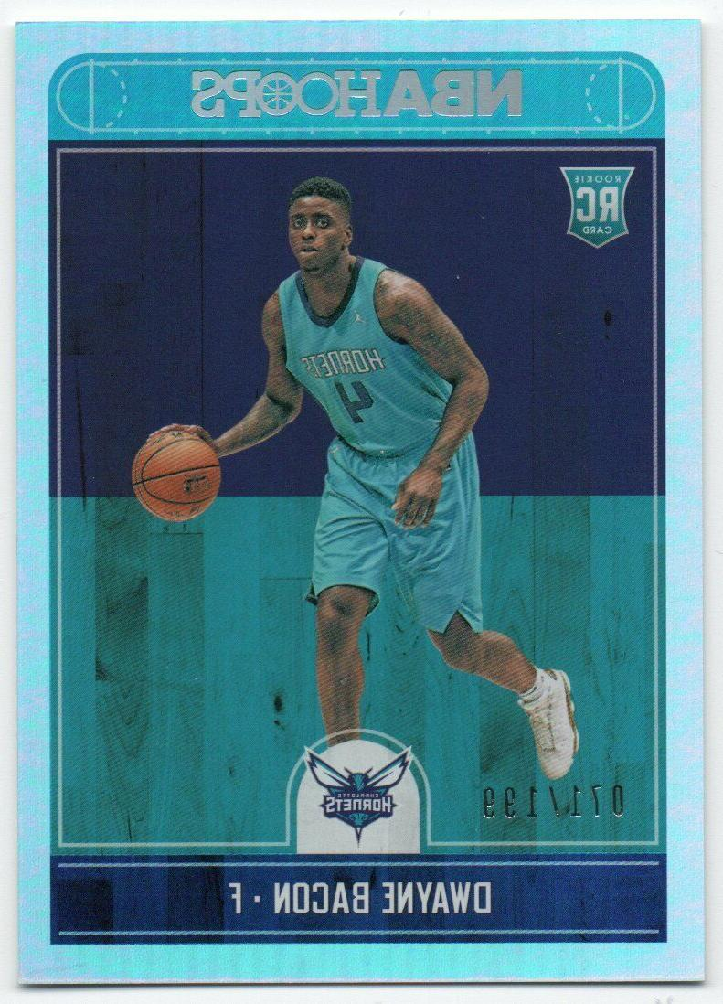 2017 18 hoops silver parallel 199 pick