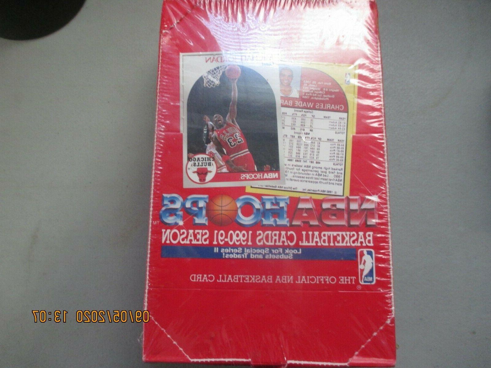 lot of 4 packs of 1990 1991