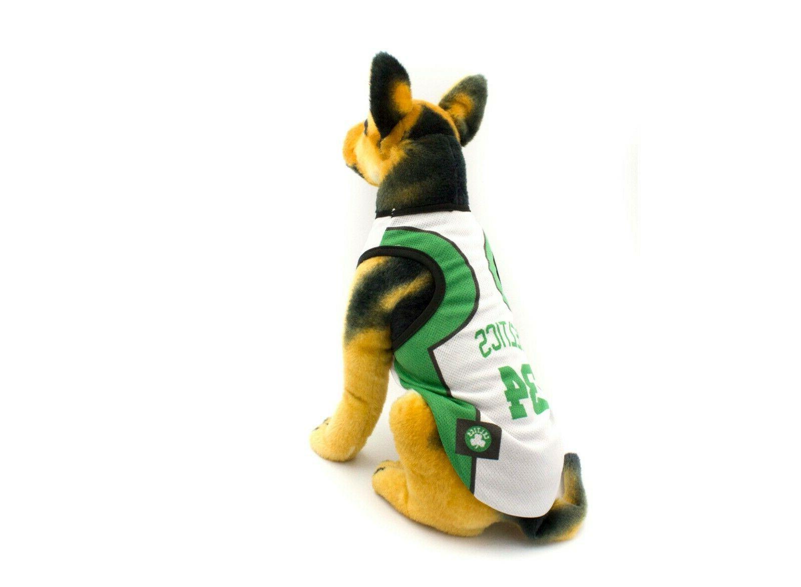 AXEL PETS NBA Basketball Boston Celtics Sporty Team Jersey