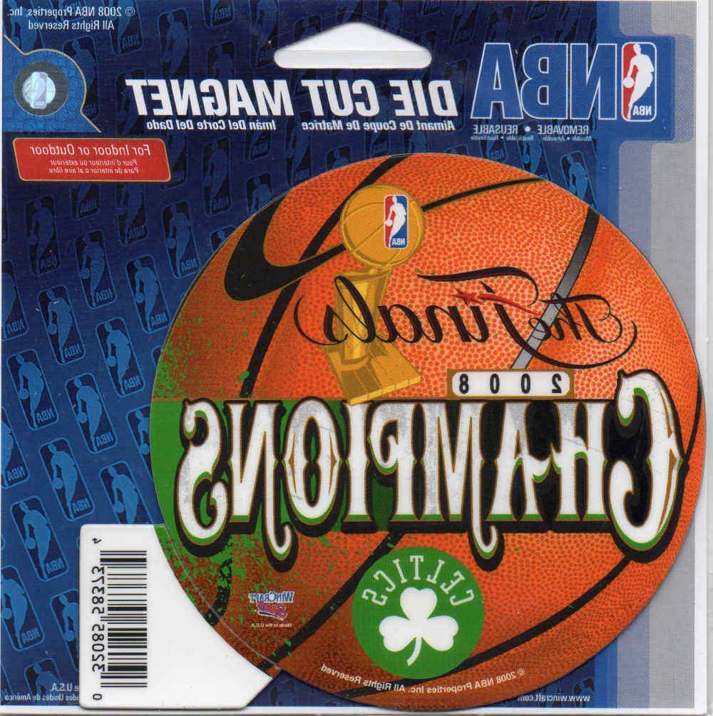 boston celtics 2008 nba champions souvenir die