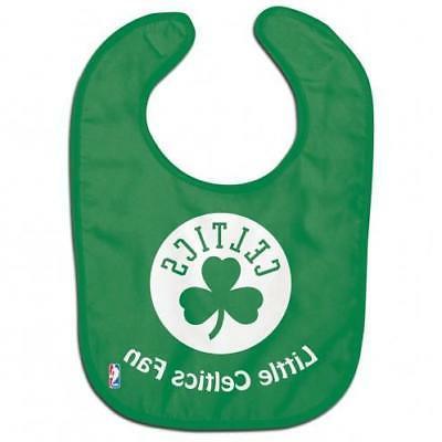 boston celtics all pro baby bib new
