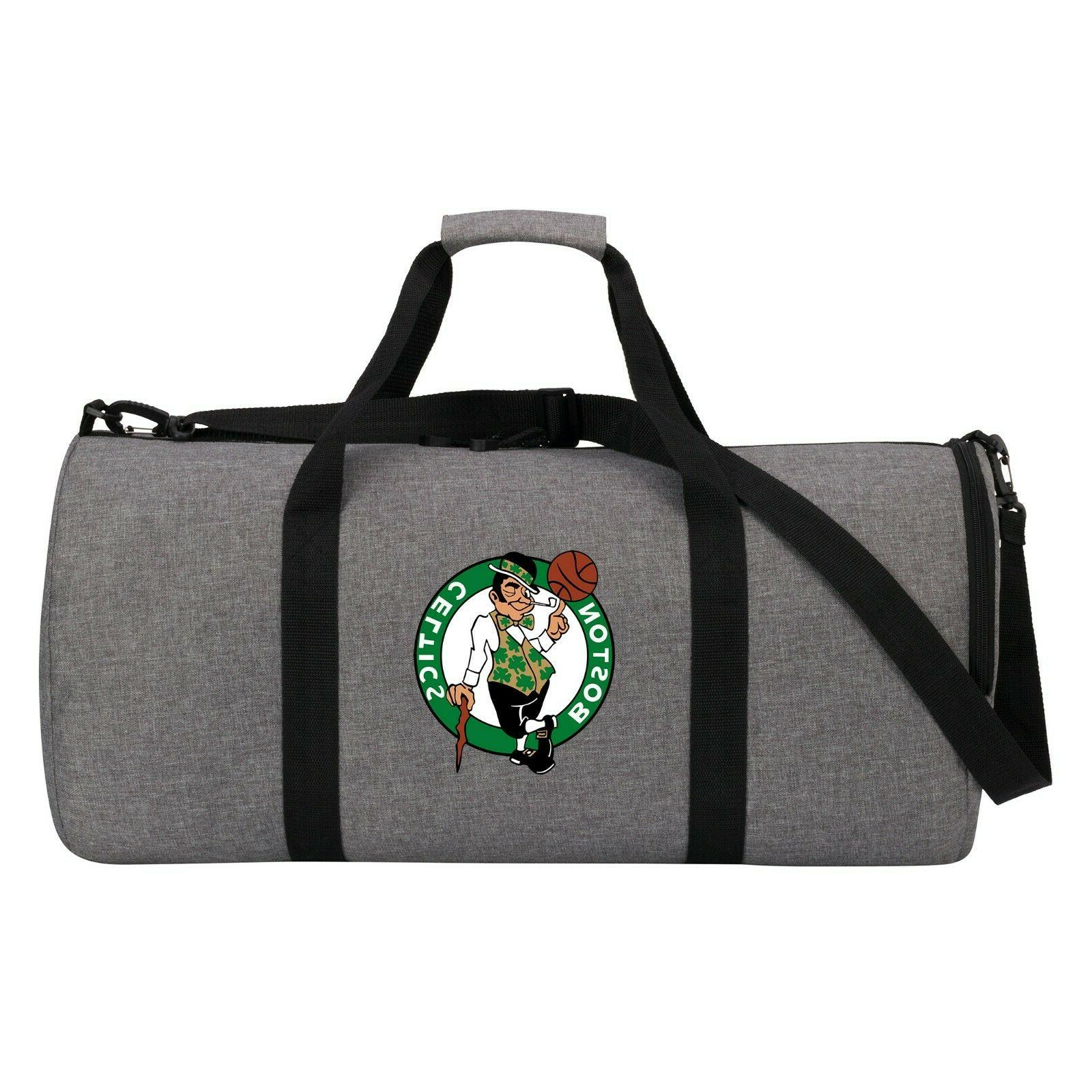 boston celtics duffel bag wingman official nba