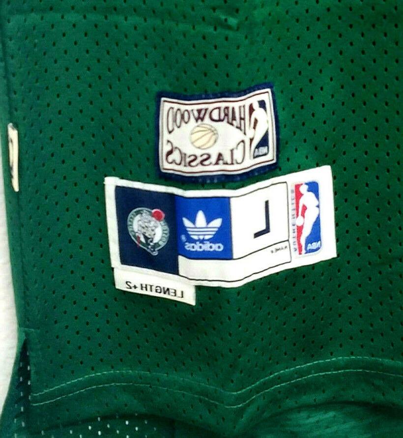 Boston Celtics 33 Larry Bird Classics