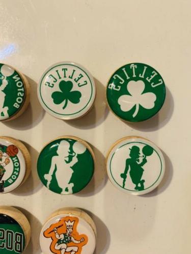 Boston Celtics Set Of FREE