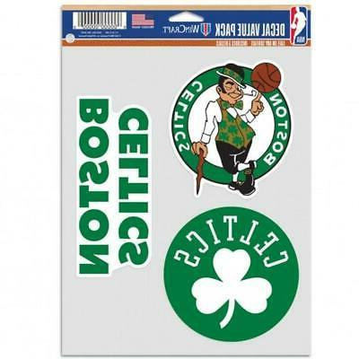 boston celtics multi use fan 3 pack
