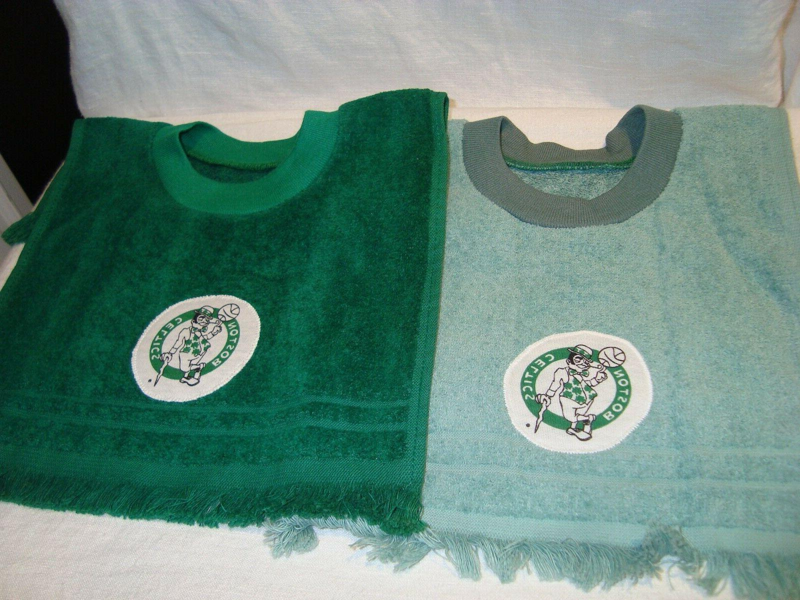 boston celtics nba basketball handmade tea towel