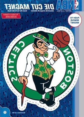 Boston Celtics NBA 6 inch x inch Magnet Wincraft