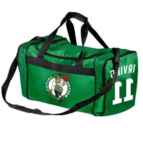 boston celtics official duffel gym bag kyrie