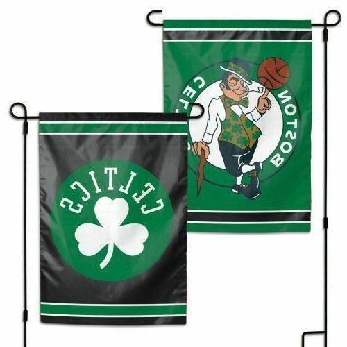boston celtics team garden wall flag banner