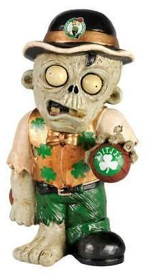 Boston Celtics Team Thematic Zombie Figurine  NBA Figure Gar