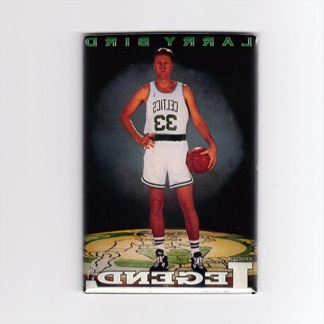 larry bird legend 2 x 3 poster
