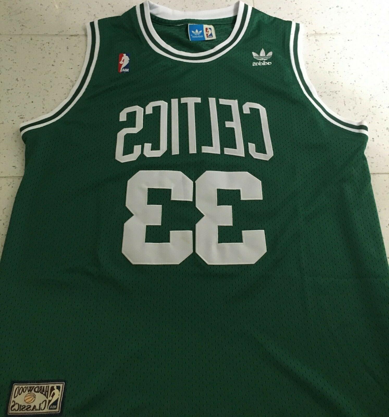 Larry Vintage Boston Celtics