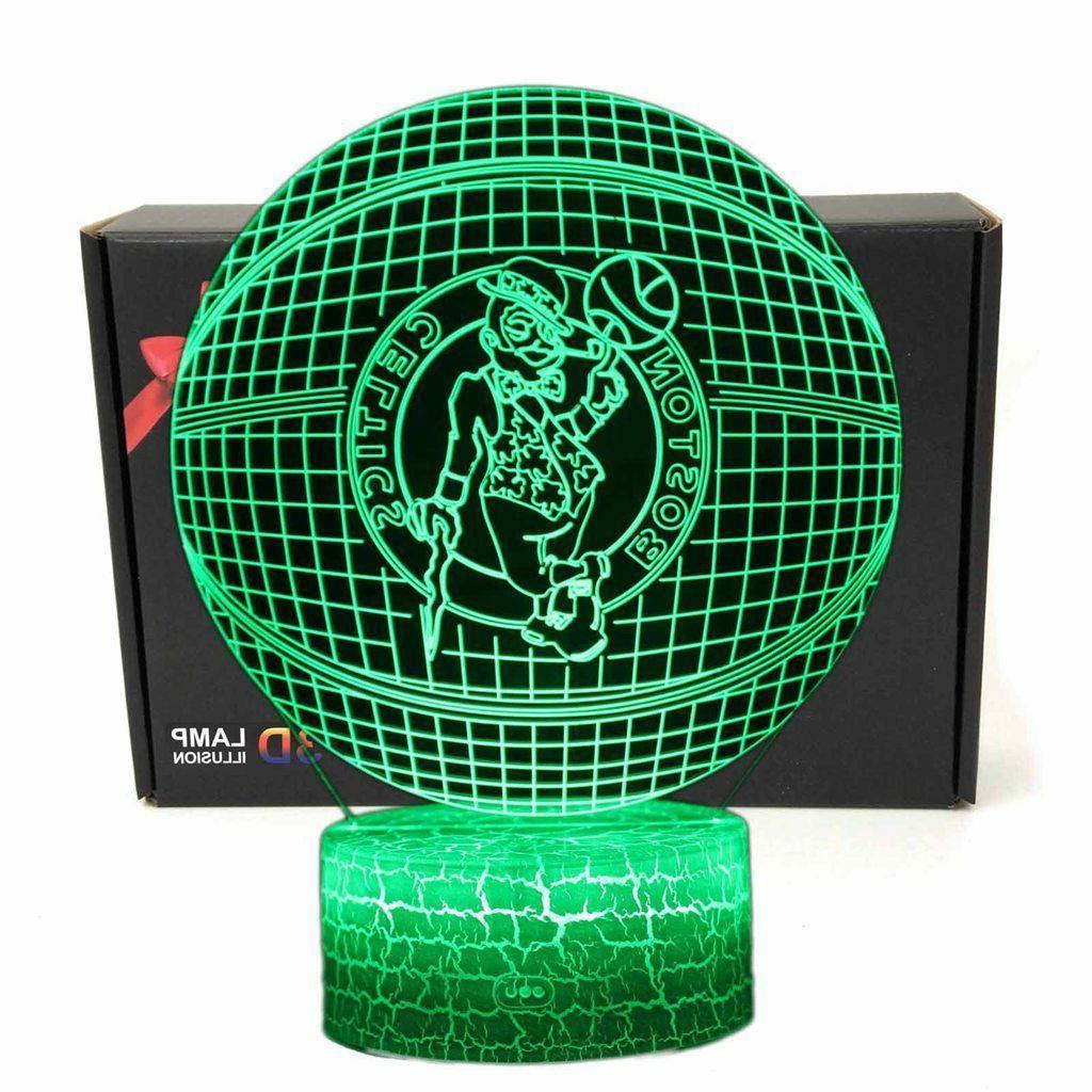 led nba team boston celtics 7 colors