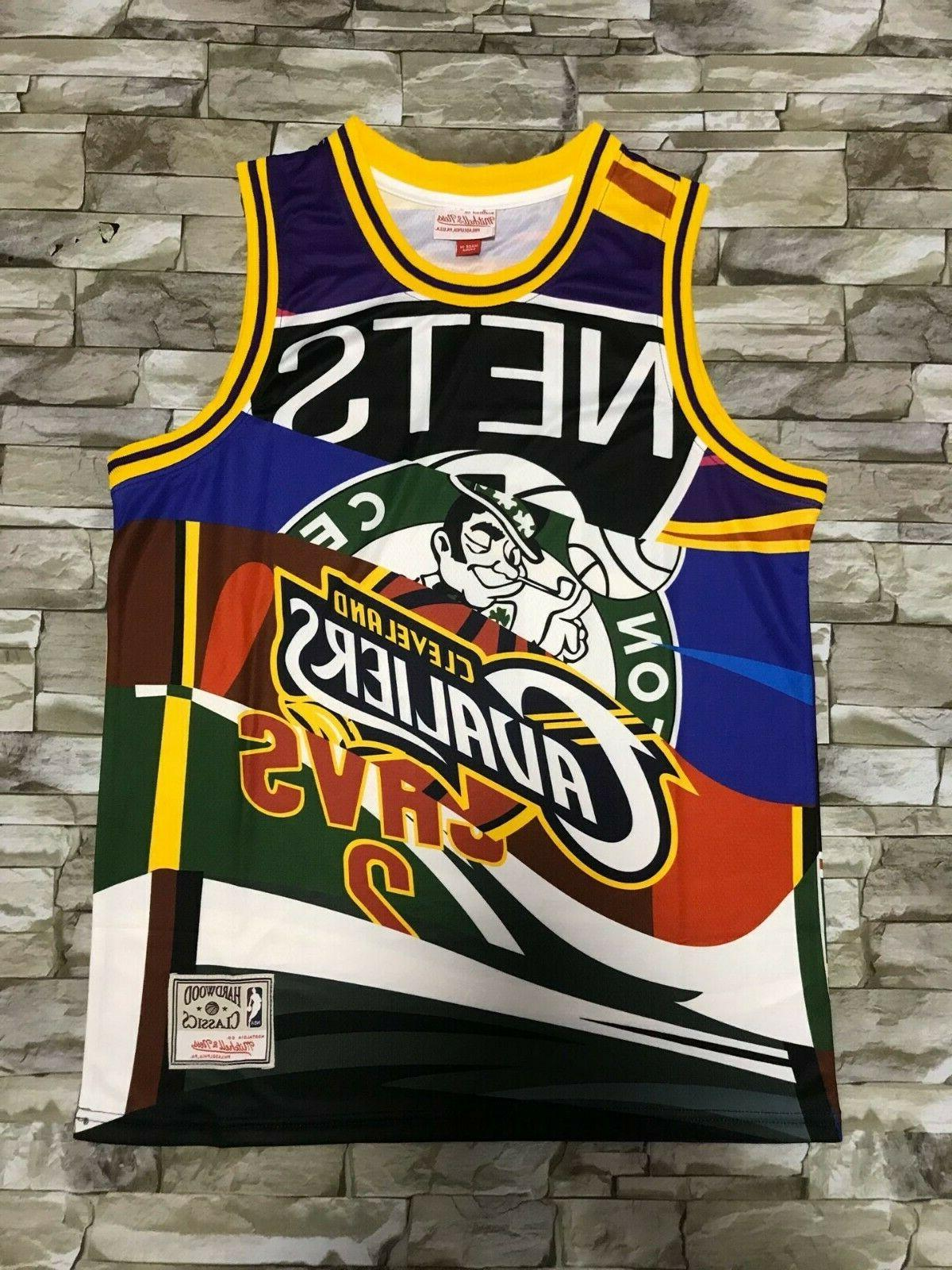 Mens NWT #11 Irving classic jersey