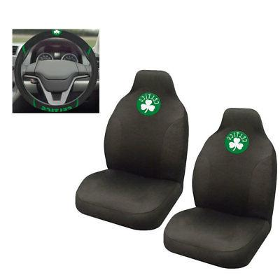 nba boston celtics car truck front seat
