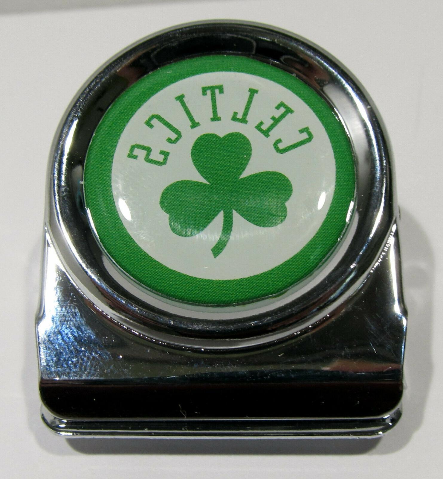 NBA Celtics Magnet Refrigerator Chrome