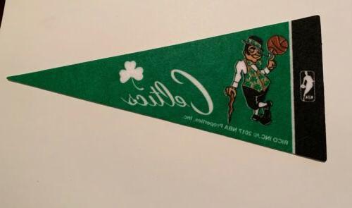 nba boston celtics mini pennant flag 4