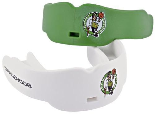 nba boston celtics mouth guard