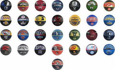 nba courtside team outdoor rubber basketball 26