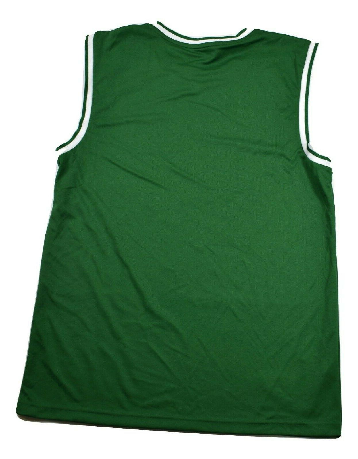 adidas Mens Boston Celtics Basketball Look M,