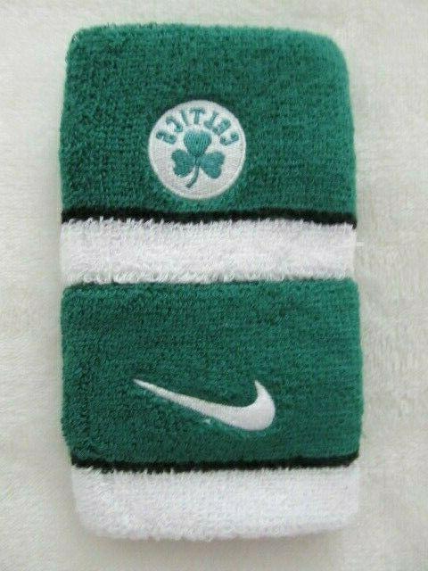 Nike NBA Wristbands Celtics