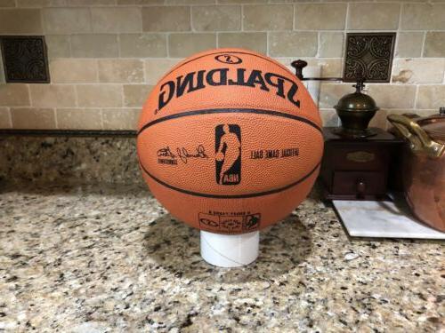 Official Spalding Celtics 2008 NBA Ball Leather