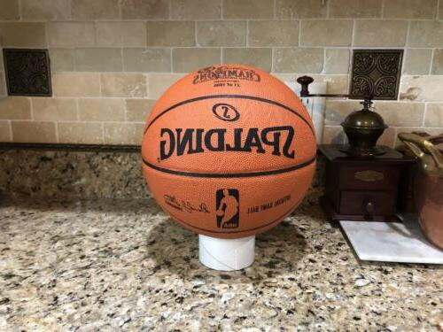 Official Spalding 2008 NBA Ball Leather Basketball