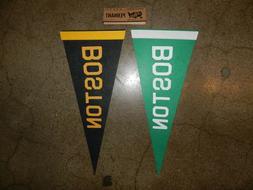 "LOCAL PRIDE by TODD SNYDER Boston Celtics 18"" Inch Felt Penn"