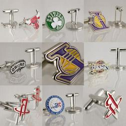 Mens American Basketball Fans Cufflinks Boys Gifts Sport Mul