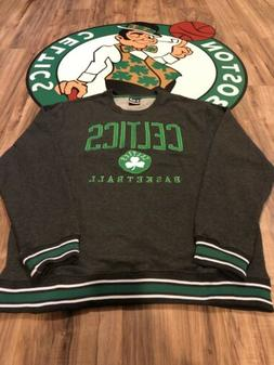MEN'S BOSTON CELTICS BASKETBALL UNK SWEATER / LG