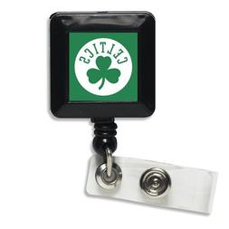 NBA Boston Celtics 81671010 Retractable Badge Holder