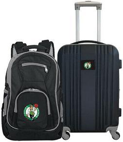 NBA Boston Celtics 2-Piece Set Luggage and Backpack