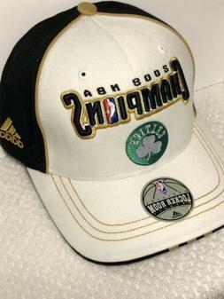 NBA Boston Celtics 2008 Champions Locker Room Adjutable Hat