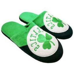 NBA Boston Celtics Colorblock Slide Slippers Size L by Forev